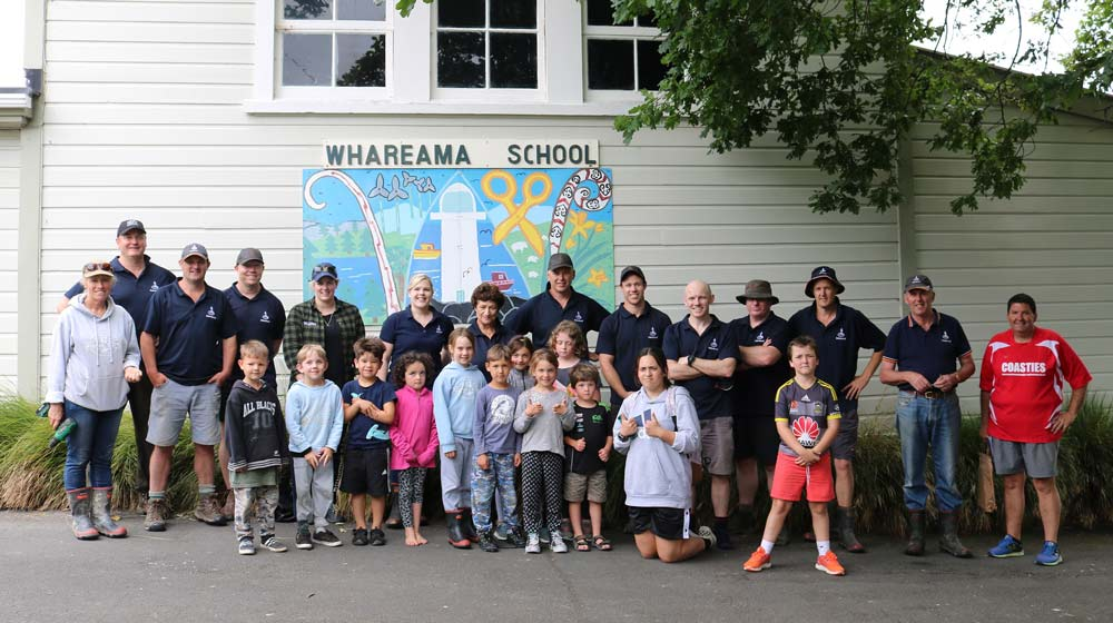 Whareama School