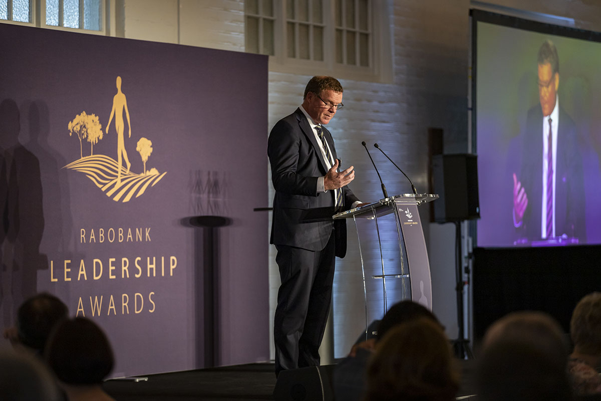 Rabobank Leadership Award Dinner 2019